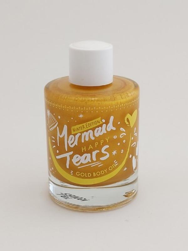 Mermaid Happy Tears – Honey Gold Body Oil 50 ml